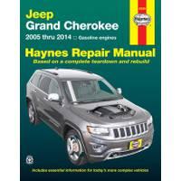 Haynes Jeep Grand Cherokee, '05-'14 Manual from Blain's Farm and Fleet