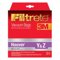 Filtrete 3M Hoover Y/Z Micro Allergen Vacuum Cleaner Bags from Blain's Farm and Fleet