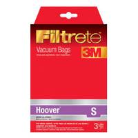 Filtrete 3M Hoover S Micro Allergen Vacuum Cleaner Bags from Blain's Farm and Fleet