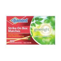 Diamond Strike on Box Matches from Blain's Farm and Fleet