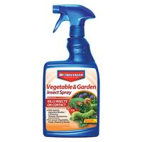 Bayer Advanced RTU Vegetable & Garden Insect Spray from Blain's Farm and Fleet