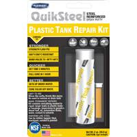 Blue Magic QuikSteel Plastic Tank Repair Kit from Blain's Farm and Fleet