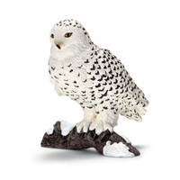 Schleich Snowy Owl Figurine from Blain's Farm and Fleet