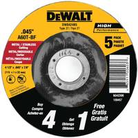 DEWALT Type 27 Metal Cutting Wheel from Blain's Farm and Fleet