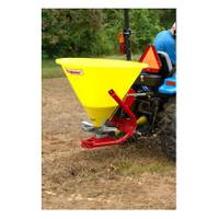 King Kutter Poly Fertilizer Broadcast Spreader from Blain's Farm and Fleet