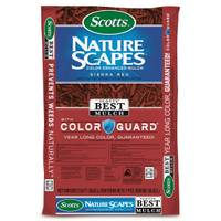 Scotts 2 cu. ft. Sierra Red Nature Scapes Advanced Mulch from Blain's Farm and Fleet