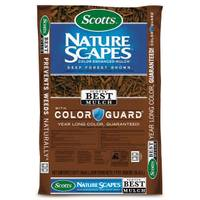 Scotts 2 cu. ft. Deep Brown Nature Scapes Advanced Mulch from Blain's Farm and Fleet