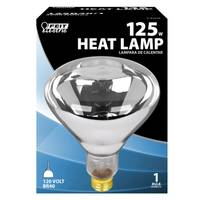 FEIT Electric R40 Clear Heat Lamp from Blain's Farm and Fleet