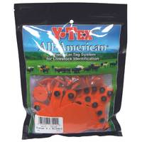 Y-Tex Medium All American Blank Ear Tag from Blain's Farm and Fleet