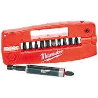 Milwaukee SHOCKWAVE Drive Guide Set 12 Piece from Blain's Farm and Fleet