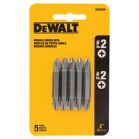 DEWALT #2 Phillips Double Ended Bit from Blain's Farm and Fleet