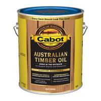 Cabot 1 Gallon Australian Timber Oil from Blain's Farm and Fleet