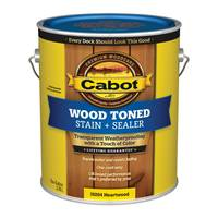 Cabot 1 Gallon Wood Toned Deck & Siding Stain from Blain's Farm and Fleet