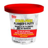 Oatey Stain Free Plumber's Putty from Blain's Farm and Fleet