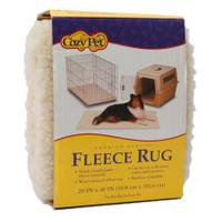DMC Fleece Rug for Plastic Kennel from Blain's Farm and Fleet