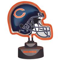 The Memory Company Chicago Bears Neon Helmet Lamp from Blain's Farm and Fleet