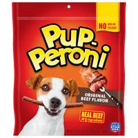 Pup - Peroni 25 oz Beef Dog Treats from Blain's Farm and Fleet