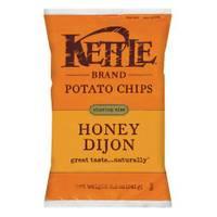 Kettle Brand Honey Dijon Potato Chips from Blain's Farm and Fleet