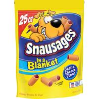 Snausages In a Blanket Dog Treats from Blain's Farm and Fleet