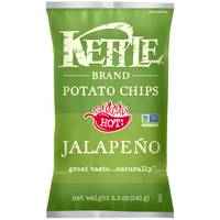 Kettle Brand Jalapeno Potato Chips from Blain's Farm and Fleet