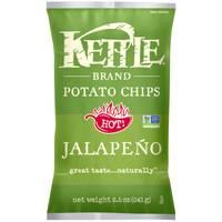 Kettle Brand Jalapeno Potato Chips from Blain's Farm and Fleet
