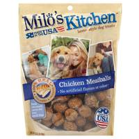 Milo's Kitchen Homestyle Dog Treats from Blain's Farm and Fleet