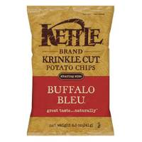 Kettle Brand Buffalo Bleu Krinkle Cut Potato Chips from Blain's Farm and Fleet