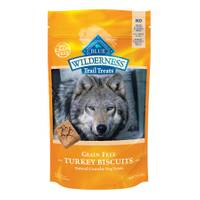 Blue Buffalo Wilderness Grain Free Trail Treats Dog Biscuits from Blain's Farm and Fleet