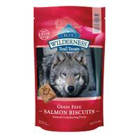 Blue Buffalo Wilderness 10 oz Grain Free Trail Treats Dog Biscuits from Blain's Farm and Fleet