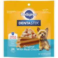 Pedigree Small Dentastix Mini Dog Chews from Blain's Farm and Fleet