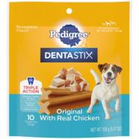 Pedigree Small / Medium Dentastix Dog Chews from Blain's Farm and Fleet