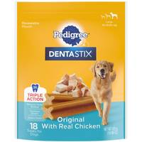 Pedigree Large Dentastix Dog Chews from Blain's Farm and Fleet
