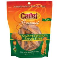 Cadet Sweet Potato Dog Treats from Blain's Farm and Fleet