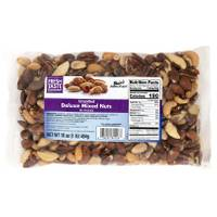 Blain's Farm & Fleet Unsalted Deluxe Mixed Nuts from Blain's Farm and Fleet