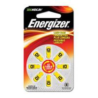 Energizer Zinc Hearing Aid Battery 8 Pack from Blain's Farm and Fleet
