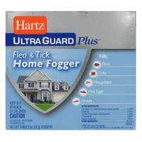 Hartz Ultra Guard Flea & Tick Home Fogger Kit from Blain's Farm and Fleet