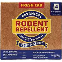 Fresh Cab Botanical Rodent Repellent from Blain's Farm and Fleet