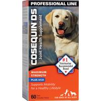 Cosequin DS Maximum Strength + MSM Joint Health Supplement for Dogs from Blain's Farm and Fleet