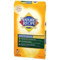 Nature's Recipe 35 lb Easy To Digest Dry Dog Food from Blain's Farm and Fleet