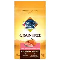 Nature's Recipe Grain Free Salmon Flavored Dry Dog Food from Blain's Farm and Fleet