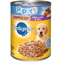 Pedigree Healthy Start Lamb & Rice Puppy Food from Blain's Farm and Fleet