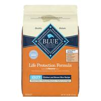 Blue Buffalo Life Protection 30 lb Large Breed Chicken & Brown Rice Life Protection Formula Adult Dog Food from Blain's Farm and Fleet