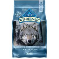 Blue Buffalo Wilderness 4.5 lb Grain Free Chicken Natural Evolutionary Diet Dog Food from Blain's Farm and Fleet