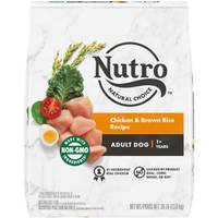 Nutro 30 lb Chicken & Oatmeal Adult Dog Food from Blain's Farm and Fleet
