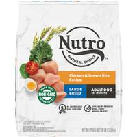 Nutro 30 lb Natural Choice Large Breed Adult Dog Food from Blain's Farm and Fleet