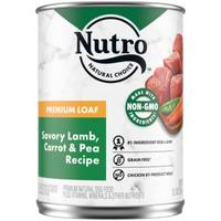 Nutro 12.5 oz Lamb & Rice Original Dog Food from Blain's Farm and Fleet