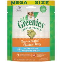 Feline Greenies Dental Treats from Blain's Farm and Fleet