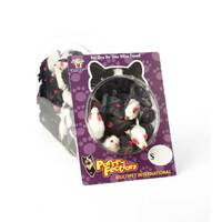 Multipet International Real Fur Mice Cat Toy Assortment from Blain's Farm and Fleet
