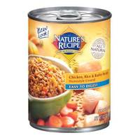 Nature's Recipe Easy to Digest Homestyle Ground Wet Dog Food from Blain's Farm and Fleet