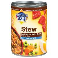 Nature's Recipe Easy to Digest Cuts in Gravy Wet Dog Food from Blain's Farm and Fleet